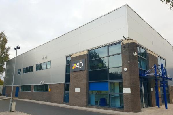 4D Data Centres Surrey